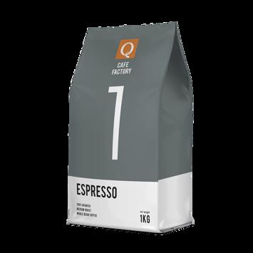 No.1 Espresso Cà Phê Hạt