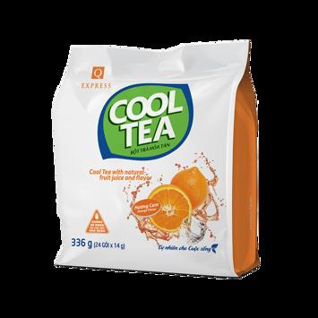 Bột Trà Hòa Tan Cool Tea Hương Cam