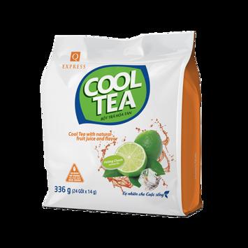 Bột Trà Hòa Tan Cool Tea Hương Chanh