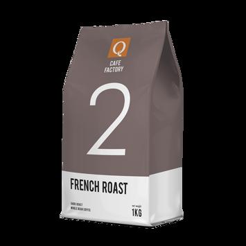 No.2 French Roast Cà Phê Hạt