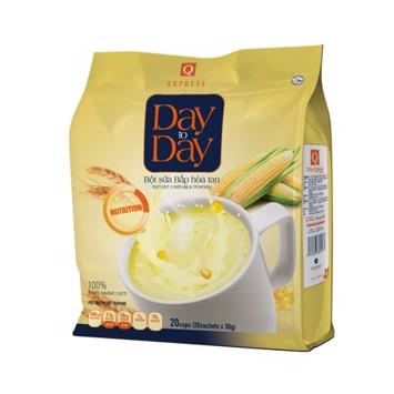 Bột Sữa Bắp Hòa Tan Day to Day
